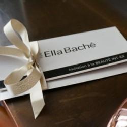 Bon d'achat soins Institut Ella Baché Rue de la Paix