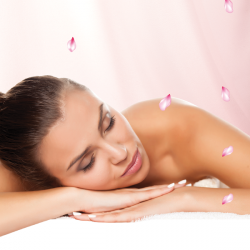 'Roses' your day : soin visage et massage corps Ella Baché